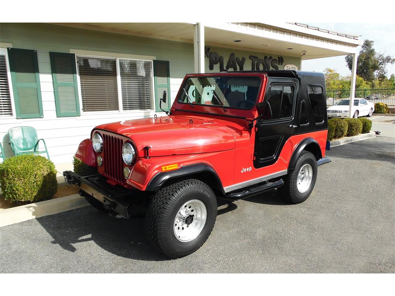 Large Picture of 1980 Jeep CJ5 located in Redlands California - OYIZ