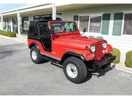 Picture of '80 Jeep CJ5 located in Redlands California Offered by Play Toys Classic Cars - OYIZ
