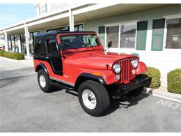 Picture of 1980 Jeep CJ5 located in Redlands California - $7,995.00 - OYIZ