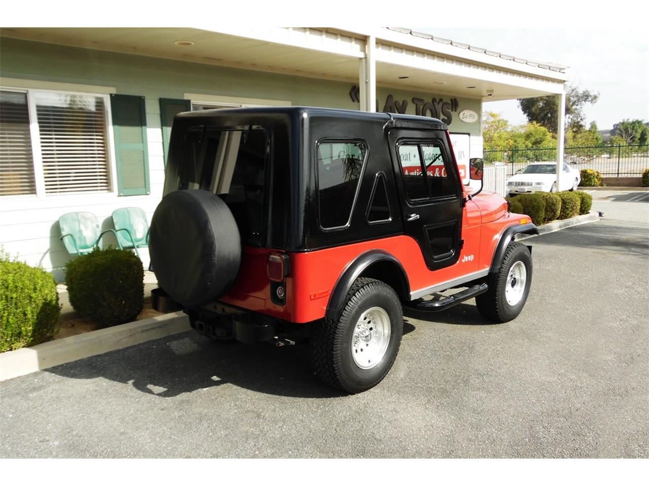 Large Picture of 1980 Jeep CJ5 located in Redlands California Offered by Play Toys Classic Cars - OYIZ