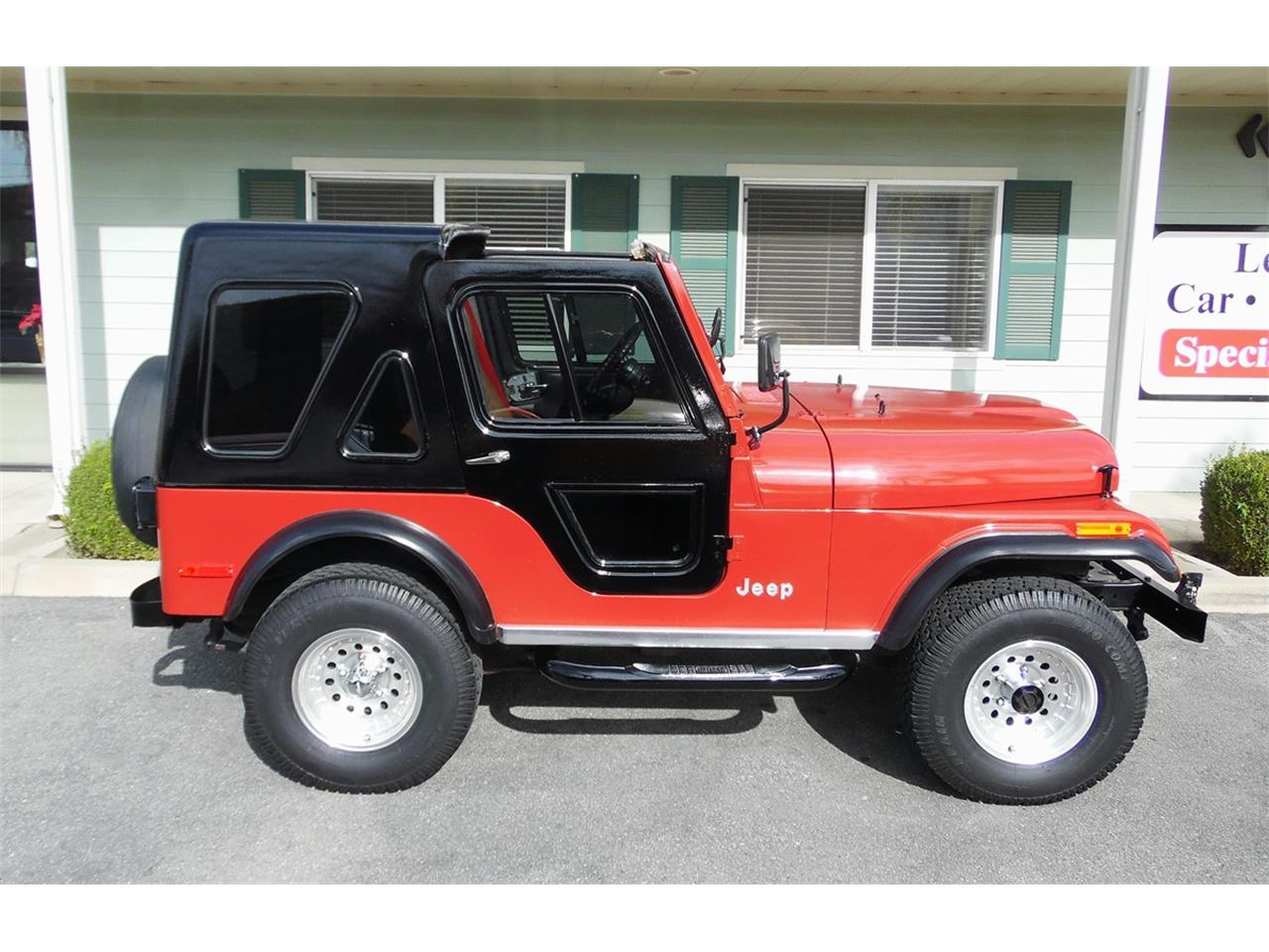 Large Picture of '80 CJ5 Offered by Play Toys Classic Cars - OYIZ