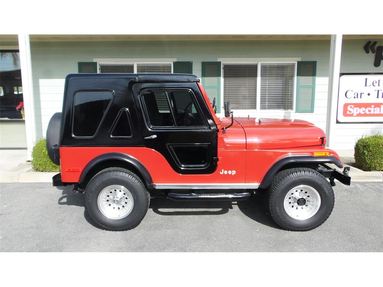 Large Picture of '80 CJ5 - OYIZ