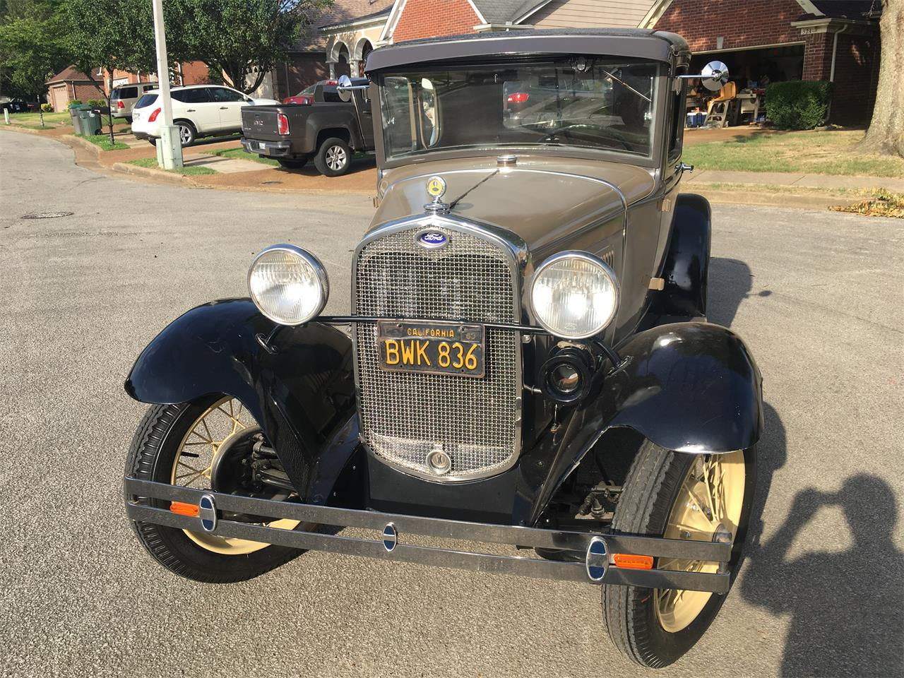 Large Picture of '30 Model A - OYJ0