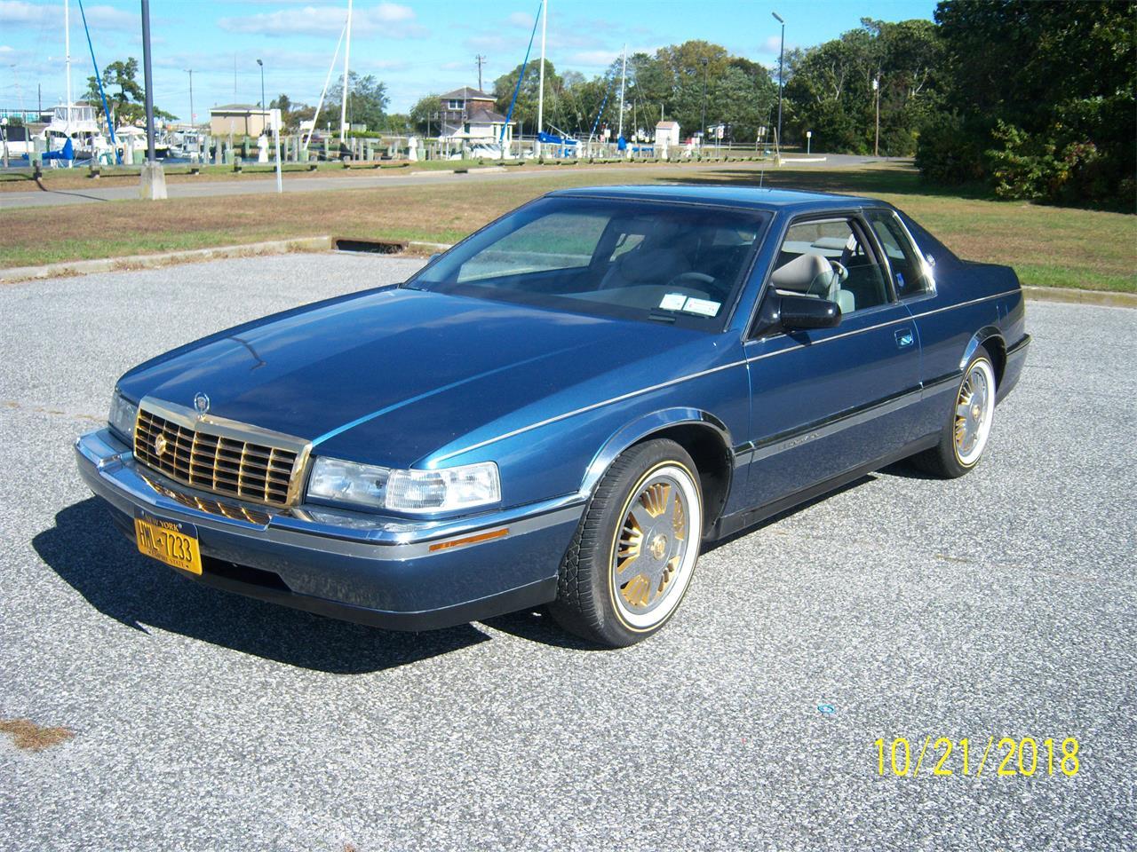 New Cadillac Eldorado >> For Sale 1992 Cadillac Eldorado In Hampton Bays New York