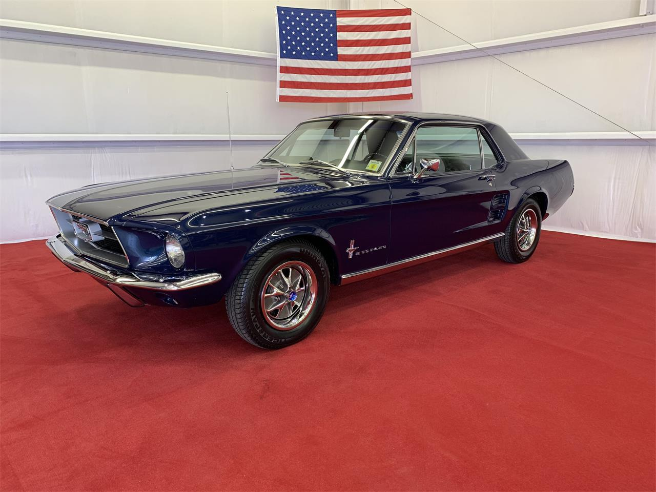 Large Picture of 1967 Ford Mustang Offered by a Private Seller - OYJ6