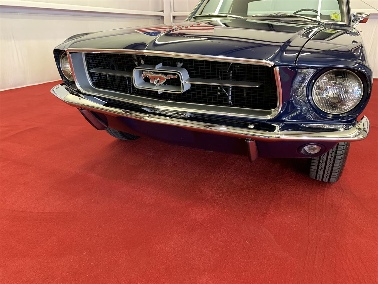 Large Picture of '67 Mustang - OYJ6