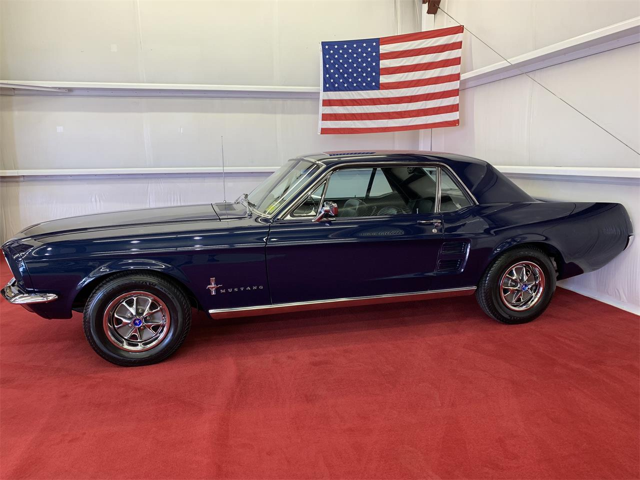 Large Picture of '67 Ford Mustang - $25,000.00 Offered by a Private Seller - OYJ6