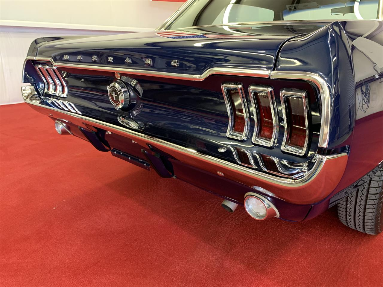 Large Picture of '67 Ford Mustang located in South Carolina - $25,000.00 - OYJ6