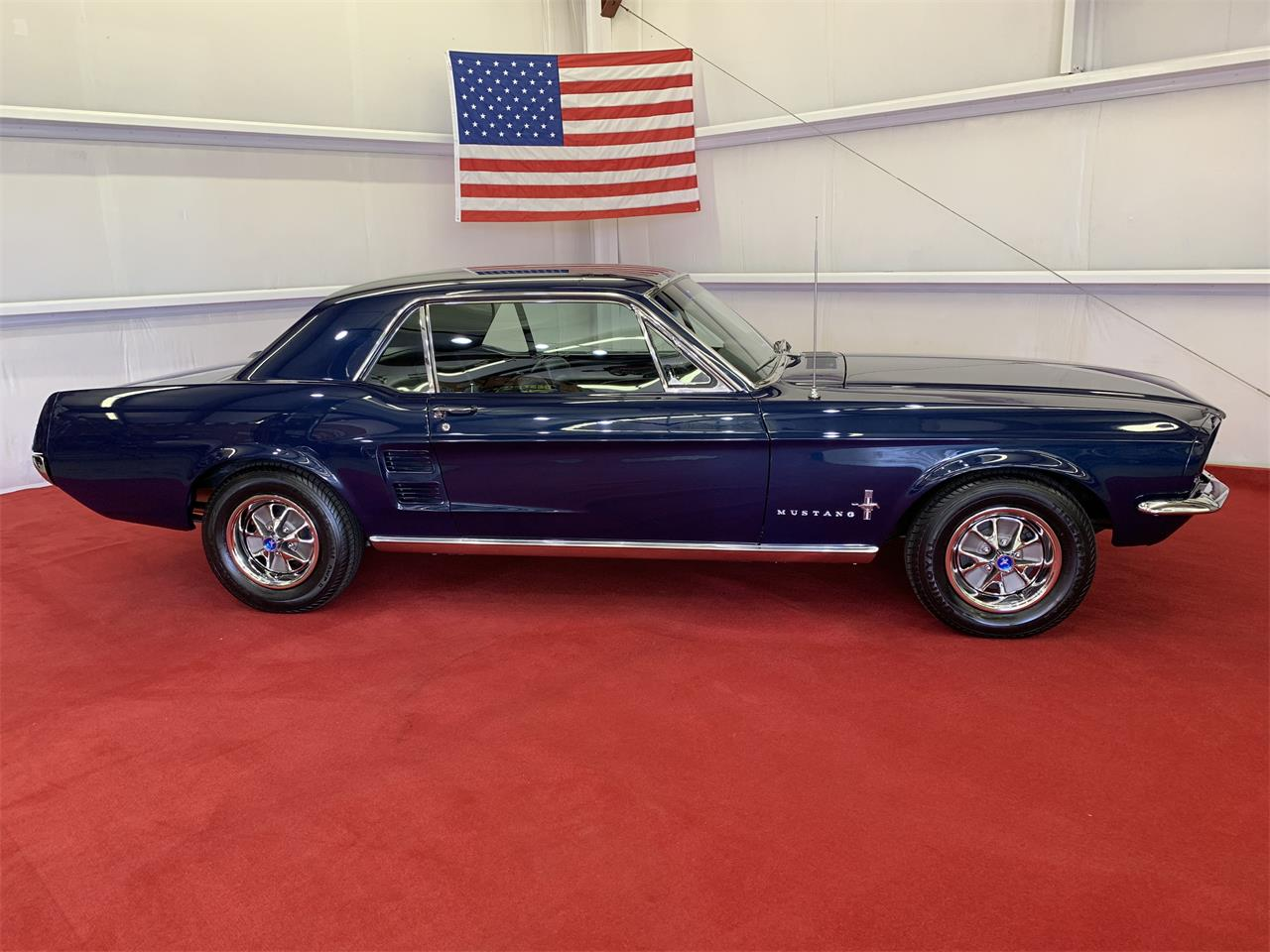 Large Picture of Classic '67 Mustang Offered by a Private Seller - OYJ6