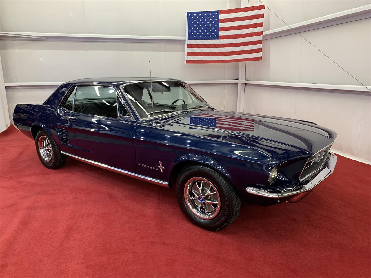 Large Picture of Classic '67 Mustang - OYJ6