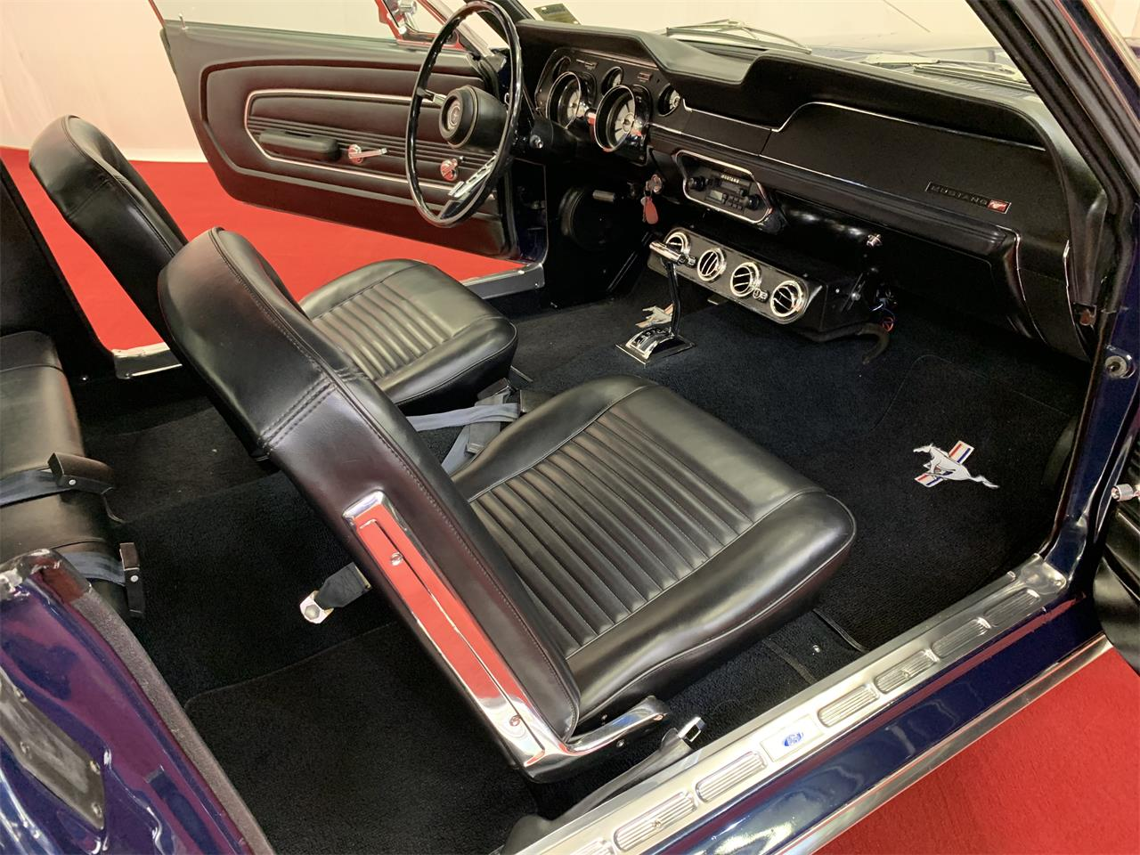 Large Picture of Classic 1967 Mustang - OYJ6