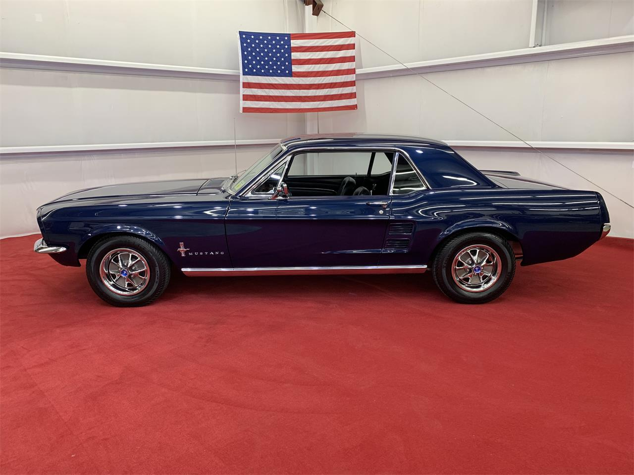 Large Picture of Classic 1967 Ford Mustang located in Lancaster  South Carolina - $25,000.00 Offered by a Private Seller - OYJ6