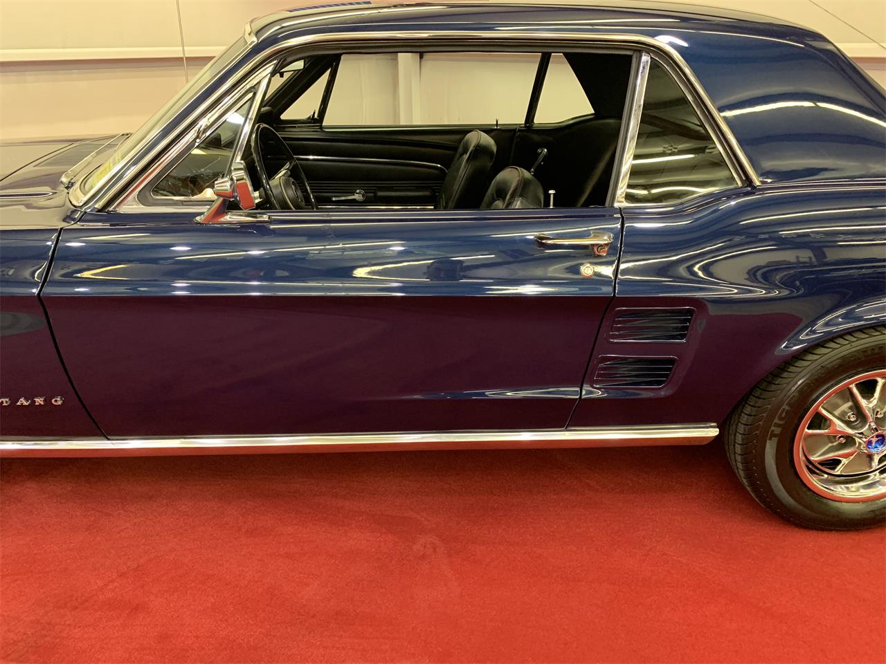 Large Picture of Classic '67 Mustang located in Lancaster  South Carolina Offered by a Private Seller - OYJ6