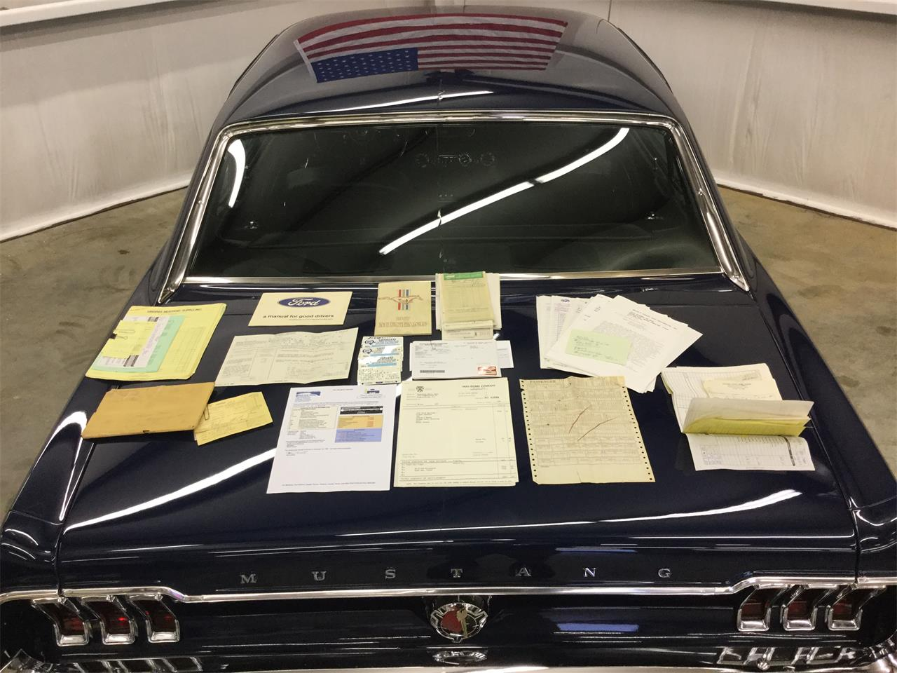 Large Picture of Classic '67 Mustang located in Lancaster  South Carolina - $25,000.00 - OYJ6