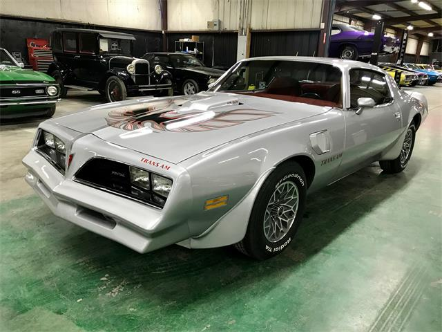 Picture of '77 Firebird Trans Am - OYJ8