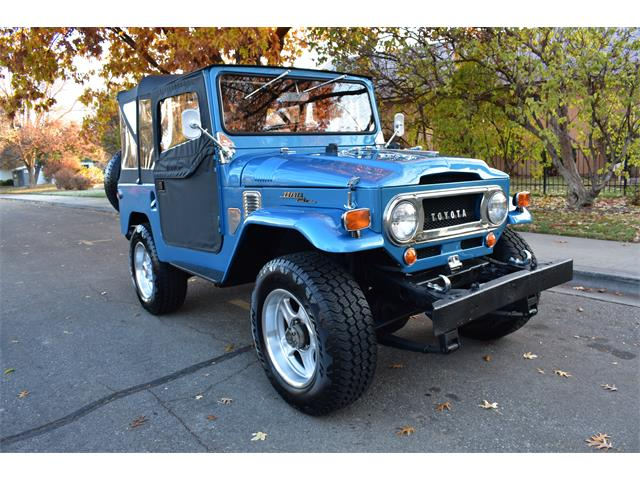 Picture of '69 Land Cruiser FJ Offered by  - OYJ9