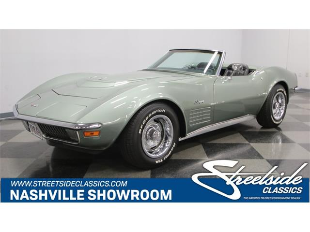 Picture of Classic '71 Corvette located in Lavergne Tennessee Offered by  - OYJQ