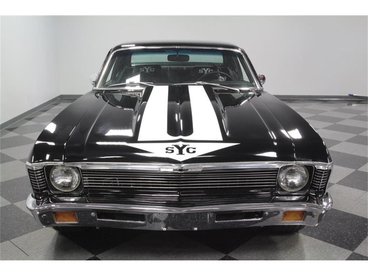 Large Picture of '71 Nova - OYJT