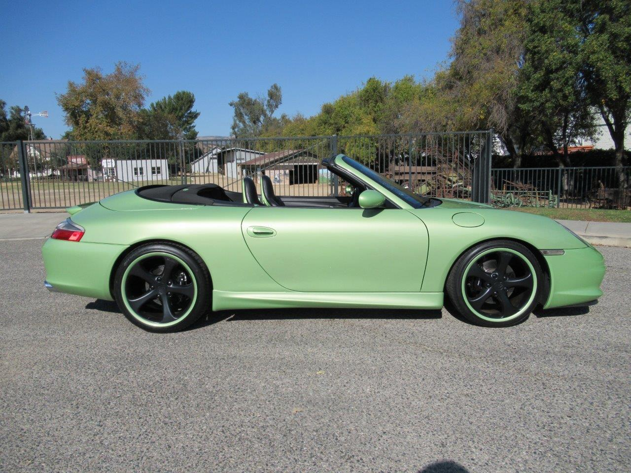 Large Picture of '02 Porsche Carrera Offered by California Cars - OYK7