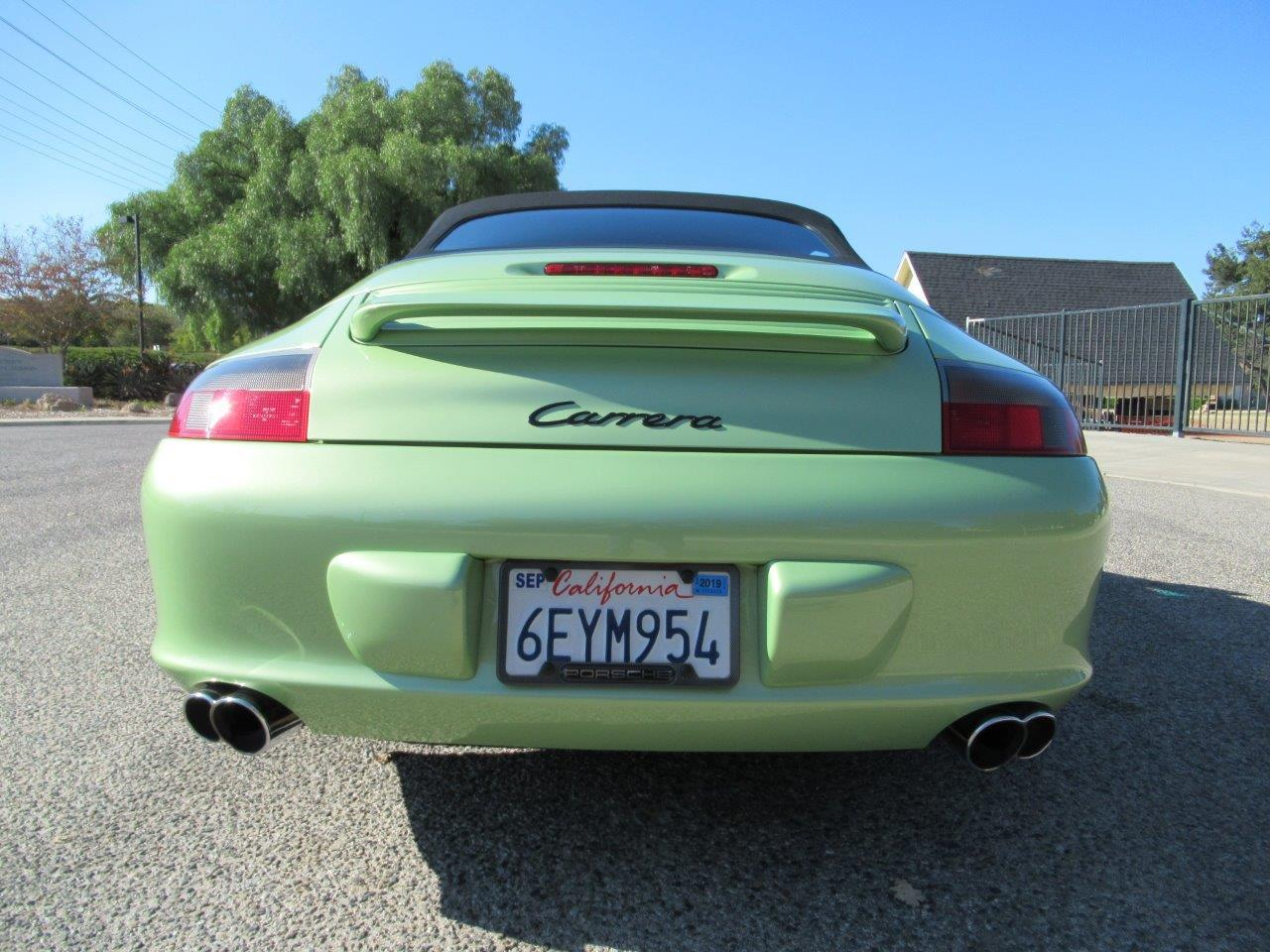 Large Picture of '02 Porsche Carrera located in California Offered by California Cars - OYK7
