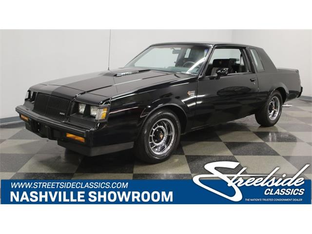 Classic Buick Grand National for Sale on ClassicCars com on