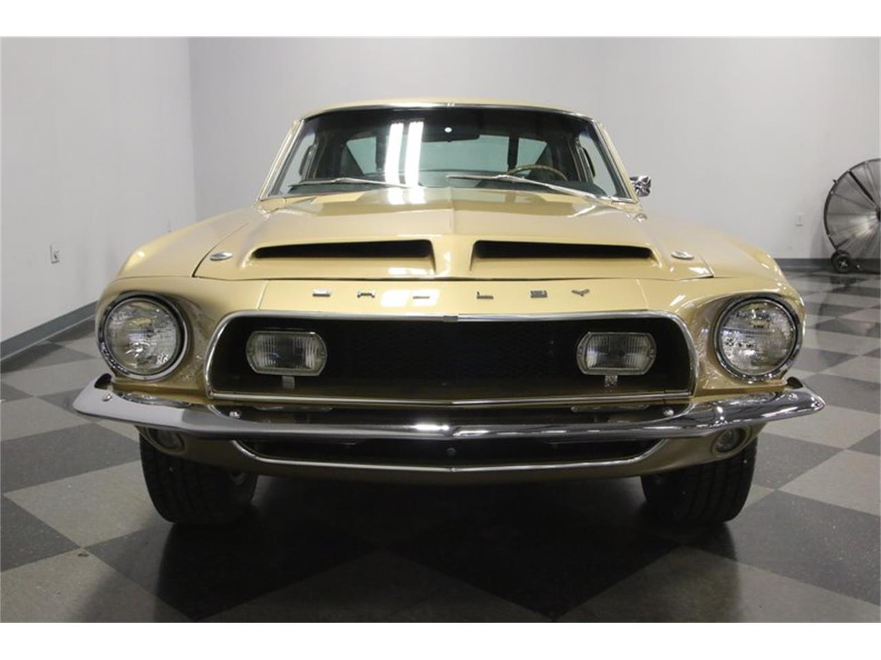 Large Picture of '68 Mustang - OYMK