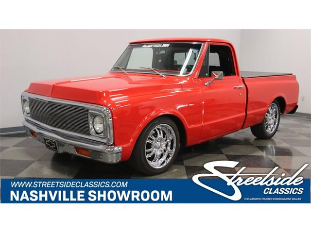 Picture of '67 C10 - OYMN
