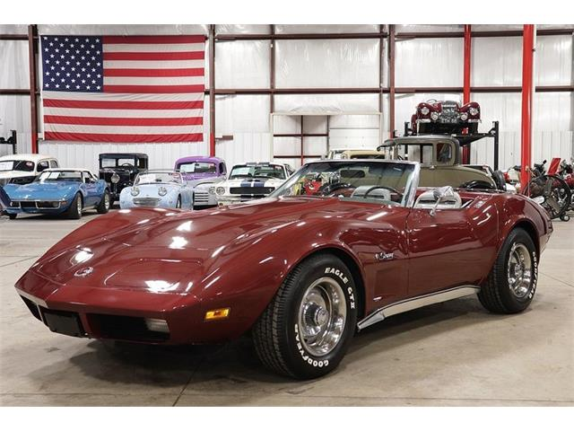 Picture of 1974 Corvette located in Kentwood Michigan - $19,900.00 - OYOB