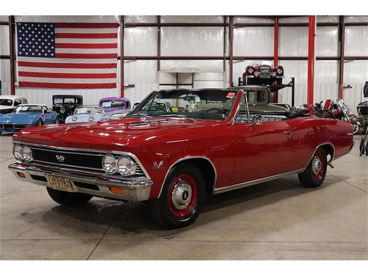 Large Picture of Classic 1966 Chevelle SS Offered by GR Auto Gallery - OYOE