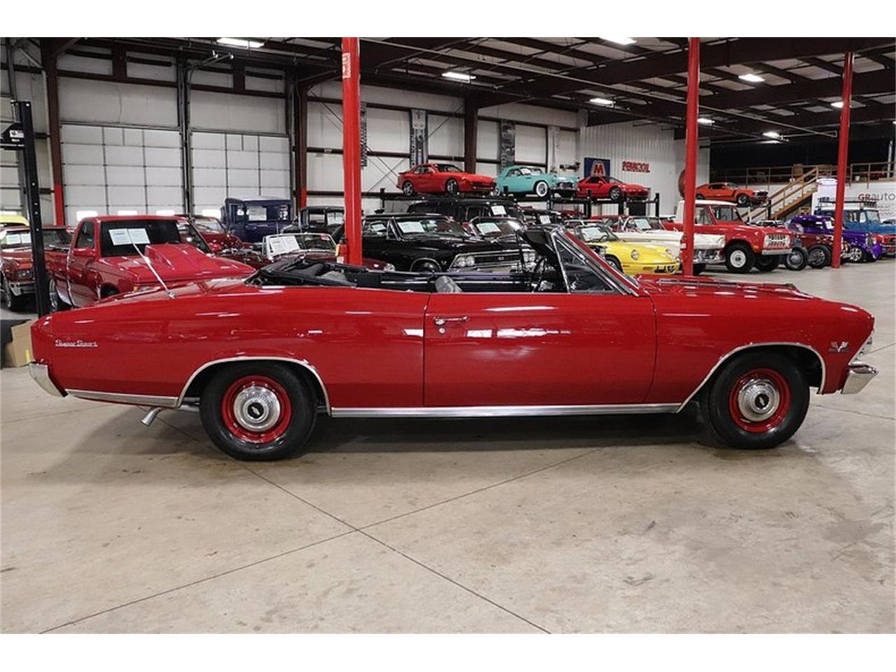 Large Picture of 1966 Chevrolet Chevelle SS located in Michigan - $49,900.00 Offered by GR Auto Gallery - OYOE