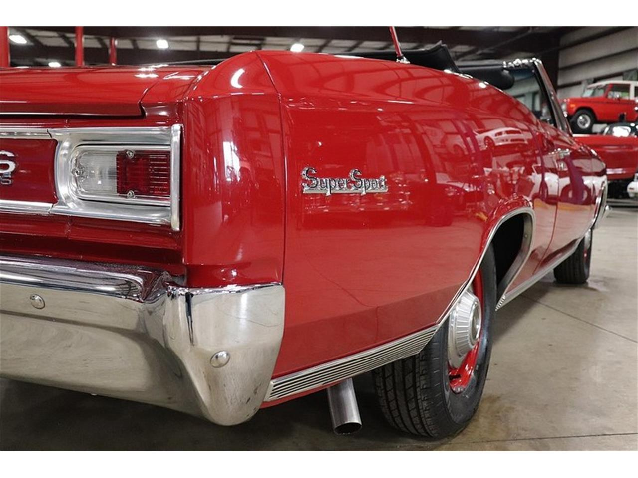 Large Picture of Classic 1966 Chevrolet Chevelle SS located in Michigan - $49,900.00 - OYOE