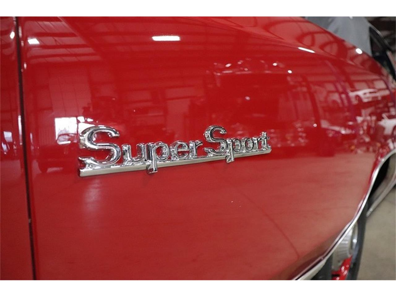 Large Picture of Classic '66 Chevrolet Chevelle SS located in Michigan Offered by GR Auto Gallery - OYOE