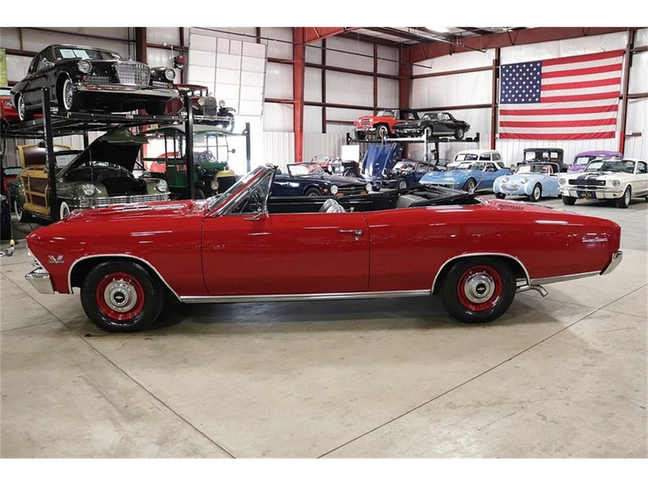 Large Picture of '66 Chevrolet Chevelle SS - OYOE