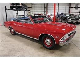 Picture of Classic 1966 Chevelle SS located in Kentwood Michigan Offered by GR Auto Gallery - OYOE