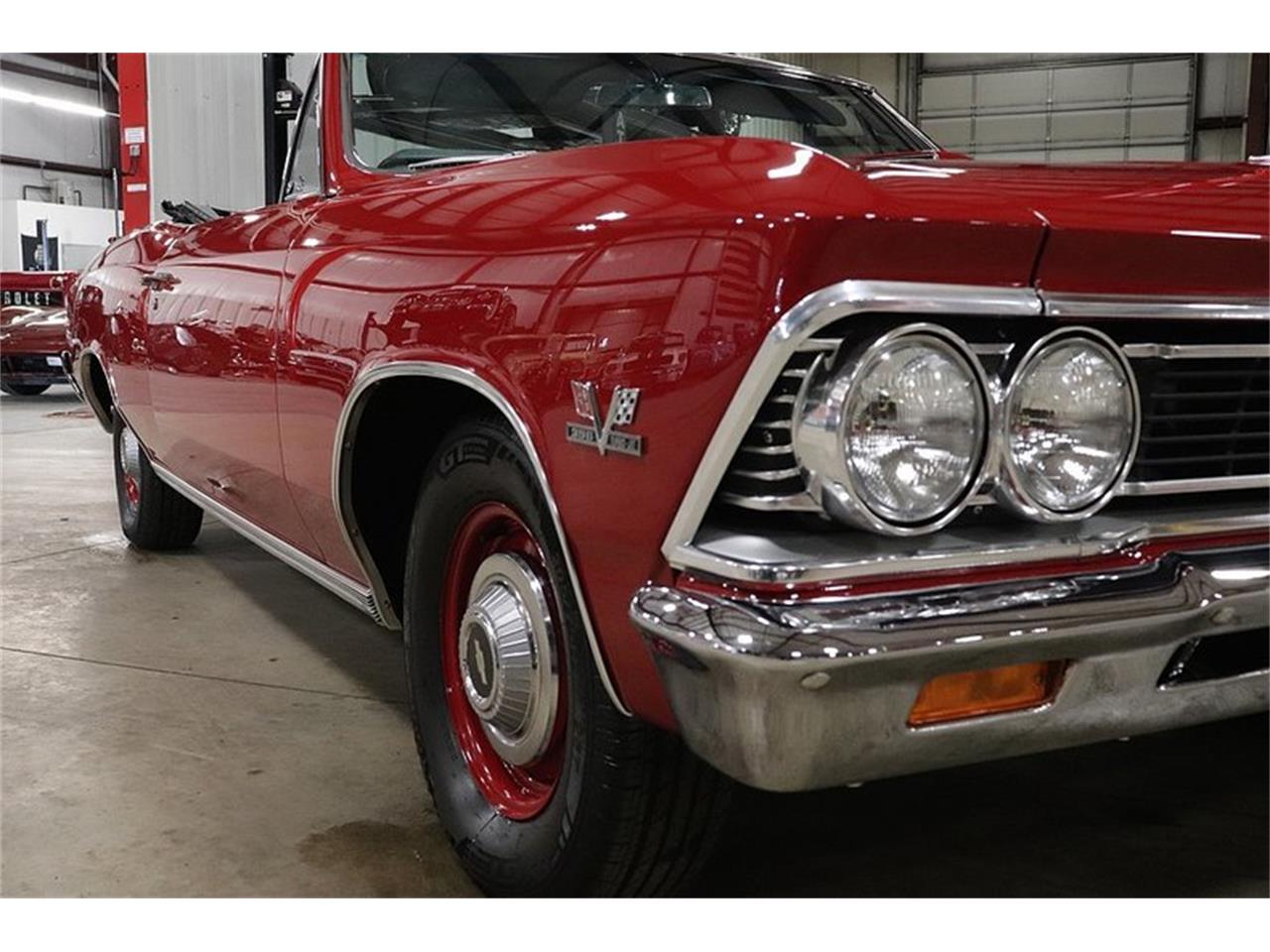Large Picture of '66 Chevrolet Chevelle SS located in Kentwood Michigan Offered by GR Auto Gallery - OYOE