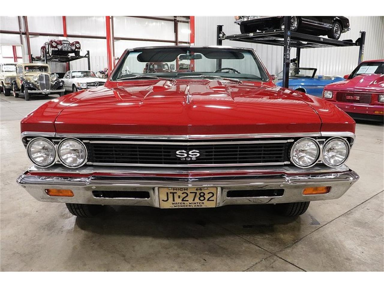Large Picture of Classic '66 Chevelle SS - OYOE