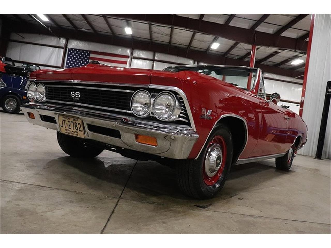 Large Picture of '66 Chevrolet Chevelle SS Offered by GR Auto Gallery - OYOE