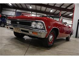 Picture of Classic '66 Chevelle SS located in Michigan - $49,900.00 Offered by GR Auto Gallery - OYOE