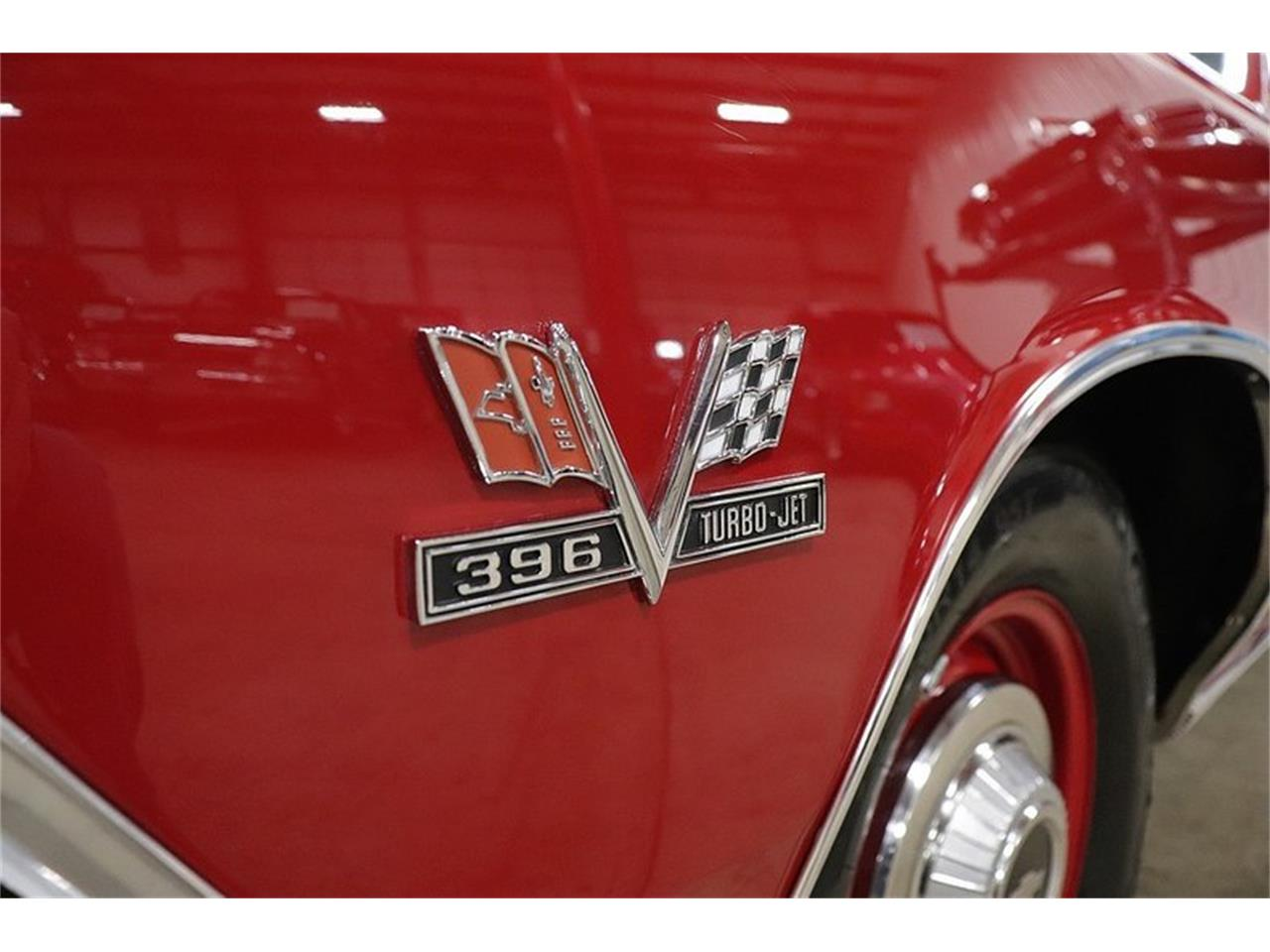 Large Picture of '66 Chevelle SS located in Michigan - $49,900.00 Offered by GR Auto Gallery - OYOE
