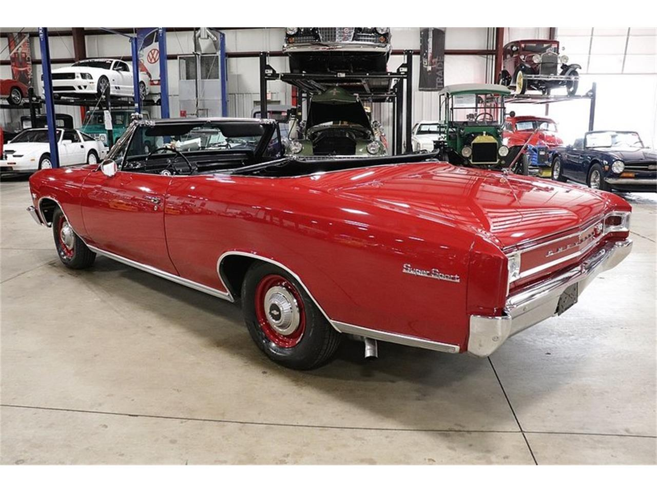 Large Picture of '66 Chevrolet Chevelle SS located in Michigan - $49,900.00 - OYOE