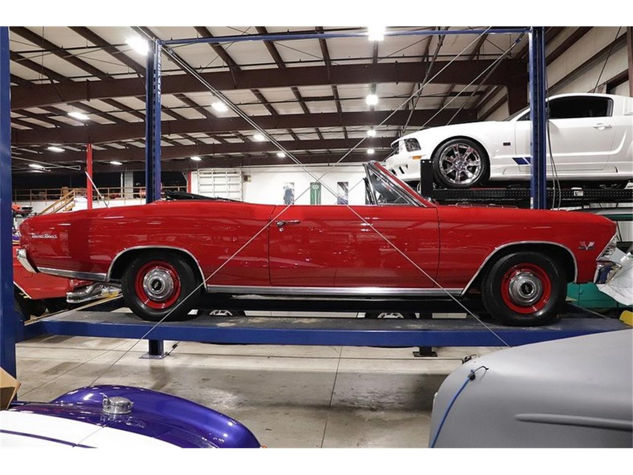 Large Picture of 1966 Chevelle SS located in Michigan - $49,900.00 - OYOE