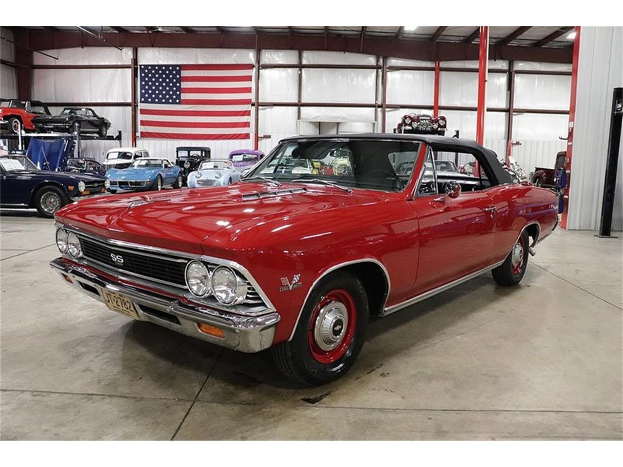 Large Picture of '66 Chevelle SS located in Kentwood Michigan - $49,900.00 - OYOE