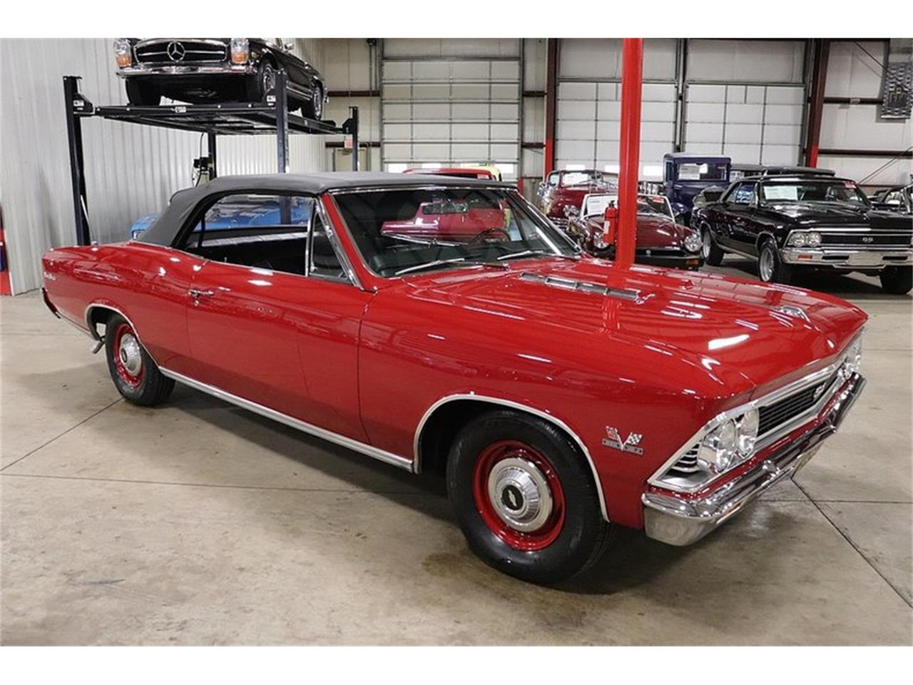 Large Picture of Classic '66 Chevrolet Chevelle SS - $49,900.00 Offered by GR Auto Gallery - OYOE