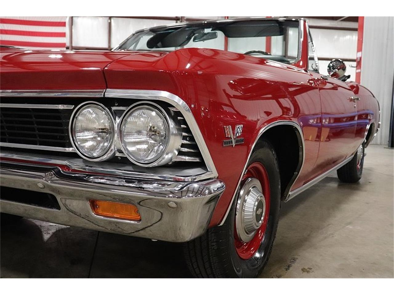 Large Picture of Classic 1966 Chevrolet Chevelle SS located in Kentwood Michigan - OYOE