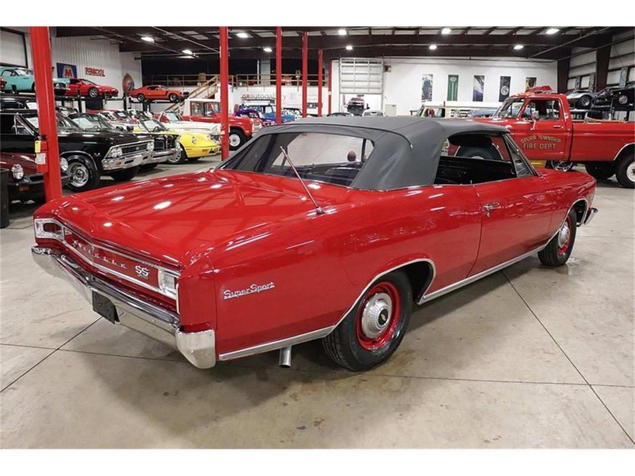 Large Picture of Classic 1966 Chevrolet Chevelle SS - $49,900.00 Offered by GR Auto Gallery - OYOE