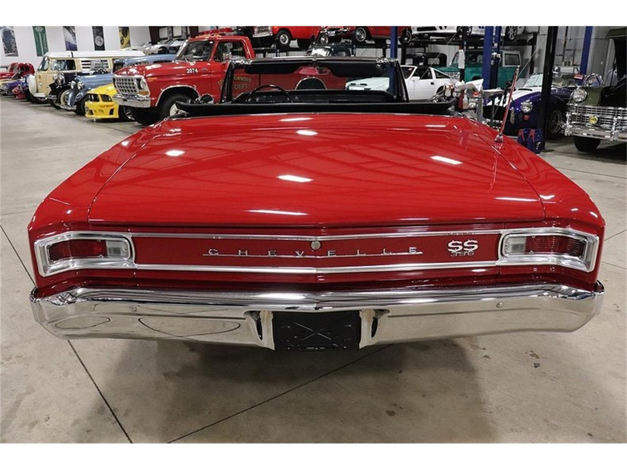 Large Picture of Classic '66 Chevelle SS located in Michigan - $49,900.00 Offered by GR Auto Gallery - OYOE