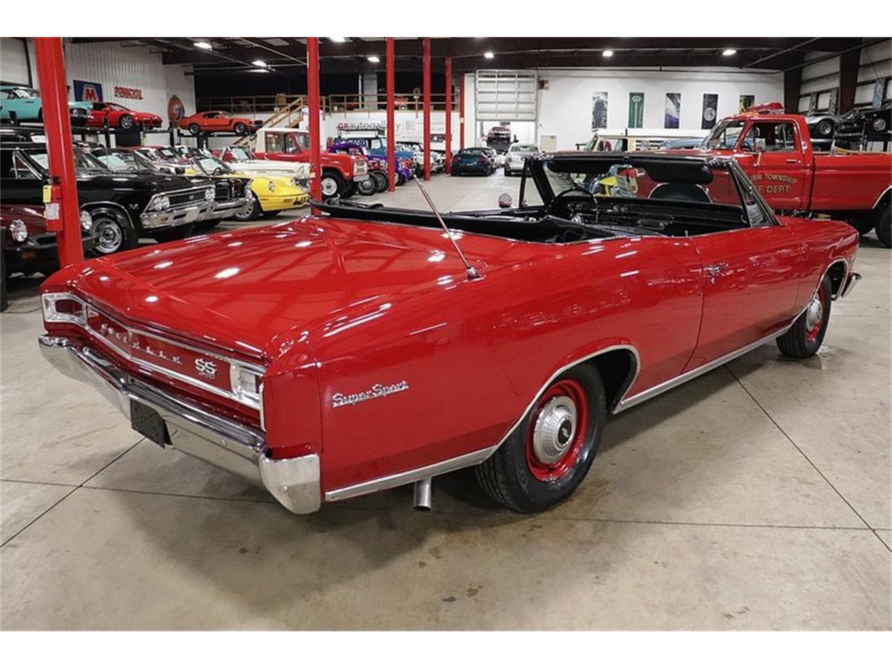 Large Picture of '66 Chevrolet Chevelle SS - $49,900.00 Offered by GR Auto Gallery - OYOE