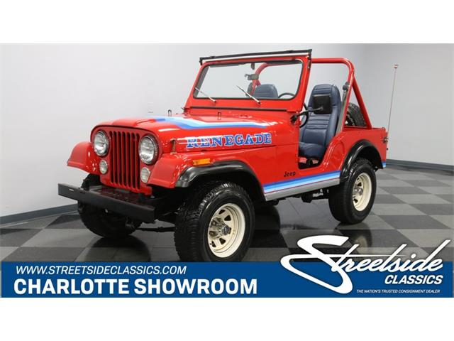 Picture of '81 CJ5 - OYOM