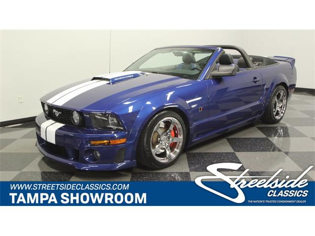 Picture of '07 Mustang - OYOU