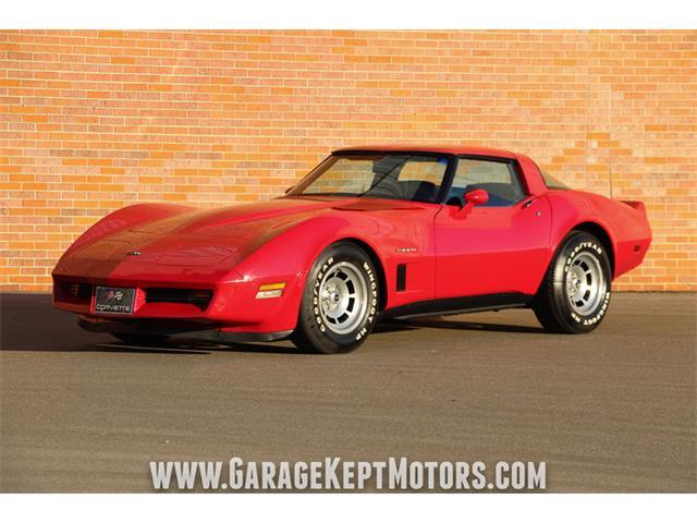 Picture of '82 Corvette - OYOY